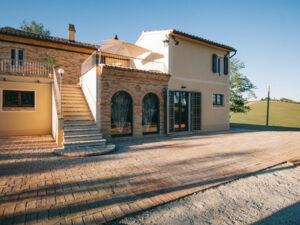 Villa Monte San Giusto