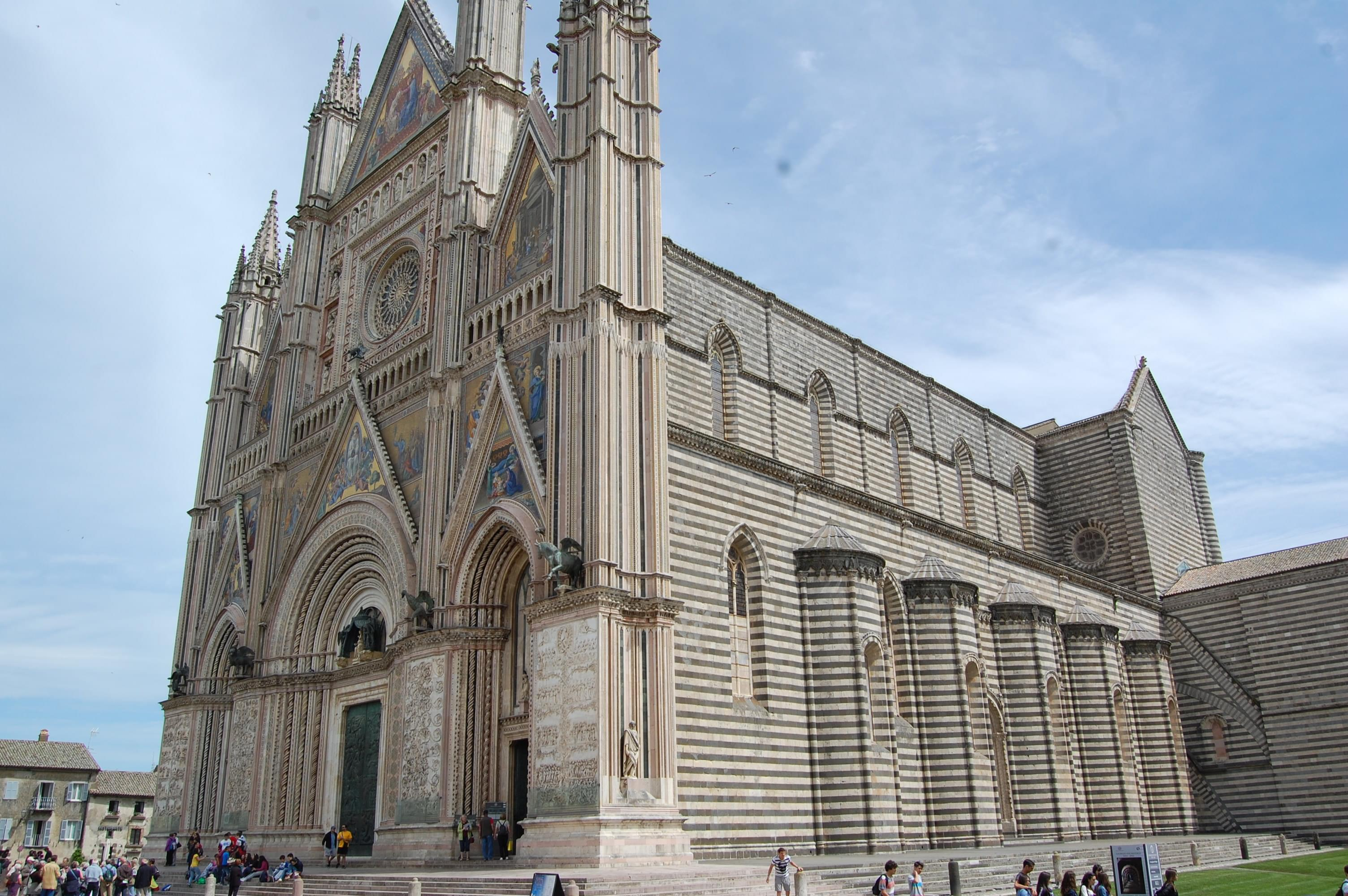Duomo van orvieto huis itali - Verblijf kathedraal ...