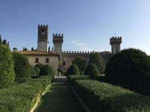 De abdij van Badia a Passignano (Toscane)
