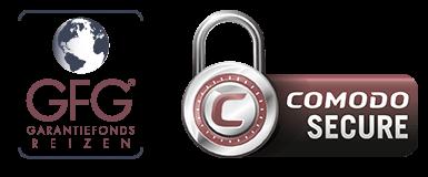 Garantiefonds reizen, Comodo Secured
