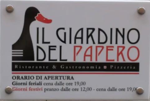 Il Giardino Del Papero.Il Giardino Del Papero Viterbo Huis Italie