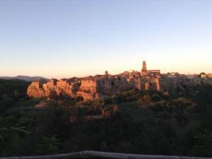 Pitigliano (Toscane)
