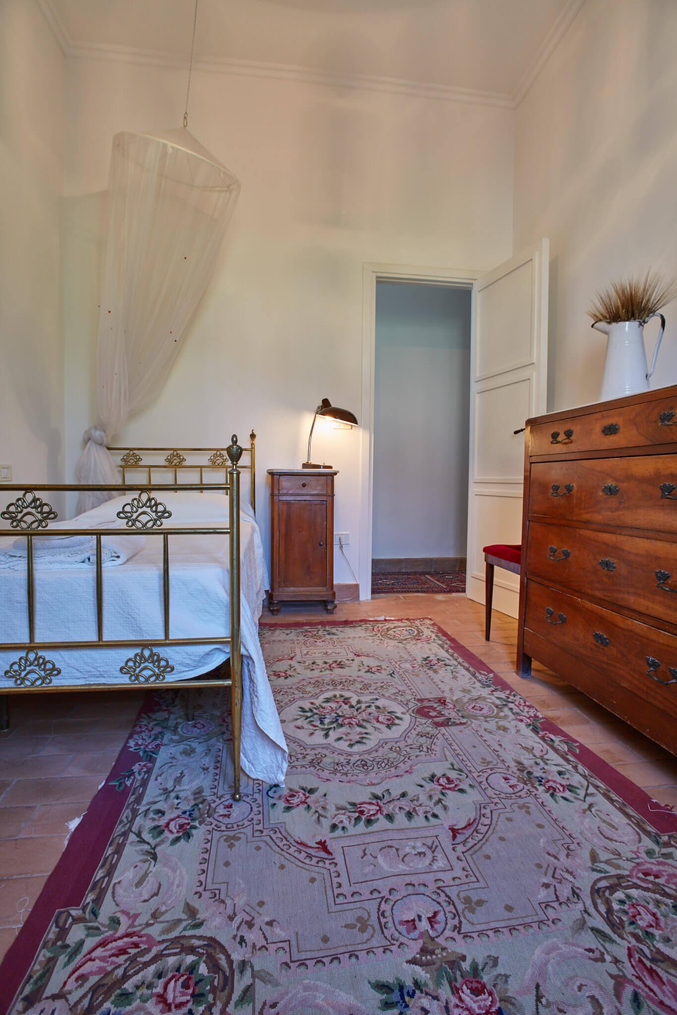 Een Persoon Slaapkamer.Slaapkamer 1 Persoon Huis Italie