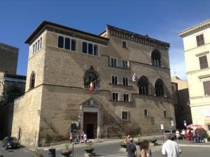 Het nationaal museum van Tarquinia