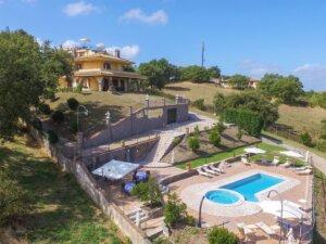 Villa vista panoramica